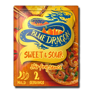 Blue Dragon Sweet & Sour Sachet 120g