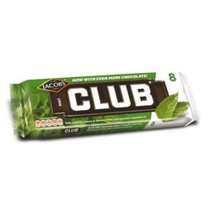 Jacob's Club Mint 8s