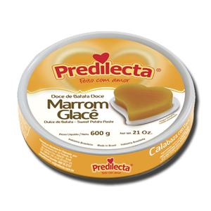 Predilecta Marron Glacê 600g