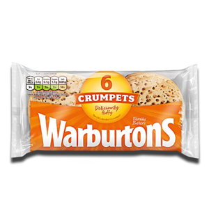 Warburtons Crumpets 6