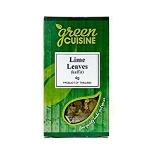Green Cuisine Lime Leaves 4g