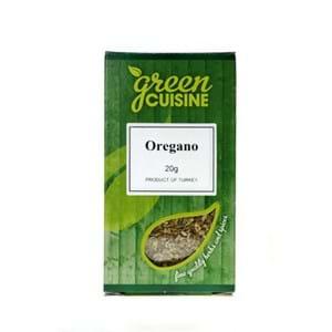 Green Cuisine Oregano 20g