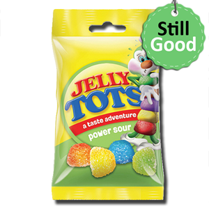 Wilsons Jelly Tots Power Sour 100g
