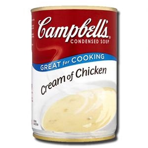 Campbells Chicken Soup 295g