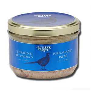Butler's Grove French Pates Pheasant Pate with Cognac 180g