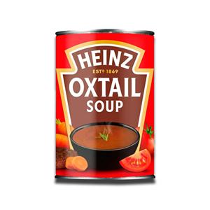 Heinz Oxtail Soup 400g