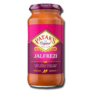 Patak's Jalfrezi Sauce 450g