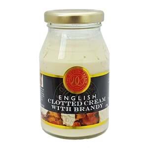 Devon English Clotted Cream with Brandy 170g