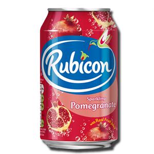 Rubicon Sparkling Pomegranate 330ml
