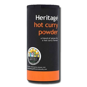 Heritage Hot Curry Powder 50g
