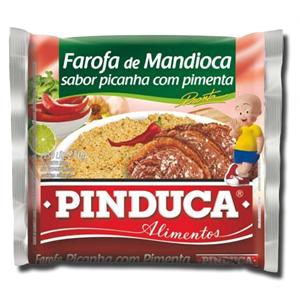 Pinduca Farofa Mandioca Picanha 250g