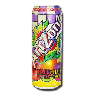 Arizona Iced Tea Tropical 680ml
