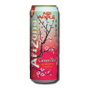 Arizona Iced Tea Red Apple Green 680ml