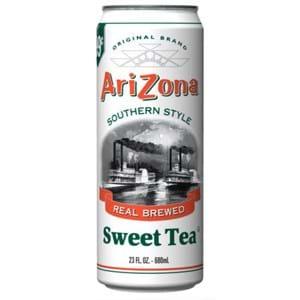 Arizona Sweet Tea 680ml