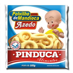 Pinduca Polvilho de Mandioca Azedo 500g