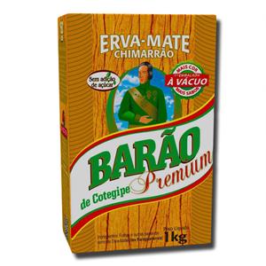 Barão Erva Mate Chimarrão 1Kg