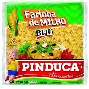 Pinduca Farinha de Milho Biju 500g