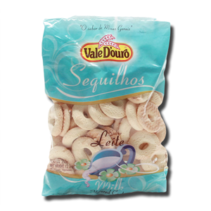 Vale D'Ouro Sequilhos Leite 350g