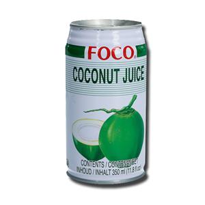 Foco Coconut Juice 350ml