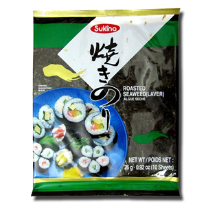 Algas Para Sushi 10 Folhas