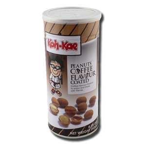 Koh-Kae Peanuts Coffee Flavour Coated 255g