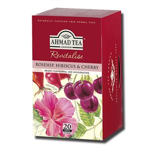 Ahmad Tea Rosehip Hibiscus & Cherry