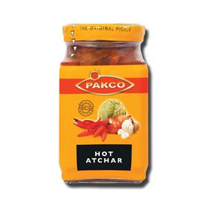 Pakco Hot Atchar 385g