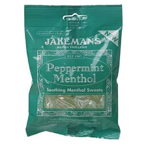 Jakemans peppermint 100g