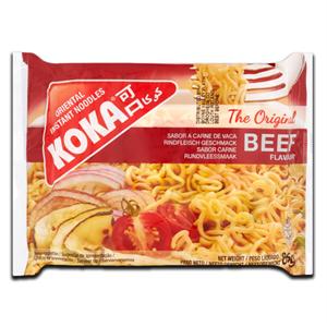 Koka Beef Noodles 85g