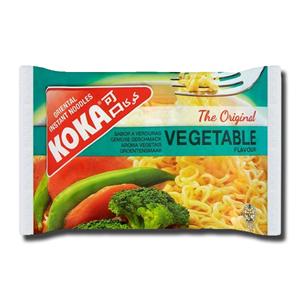 Koka Vegetable Noodles 85g