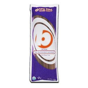King Soba 100% Buckwheat Noodles Wheat & Gluten Free 250g