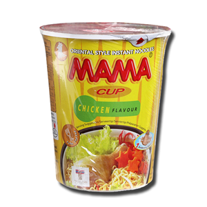 Mama Cup Noodles Chicken 70g