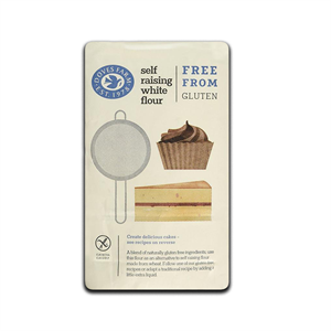 Doves Farm Gluten Free Self Raisin Flour 1Kg