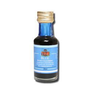TRS Blue Food Colour 28ml