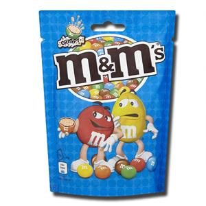 M&M's Crispy Pouch 107g