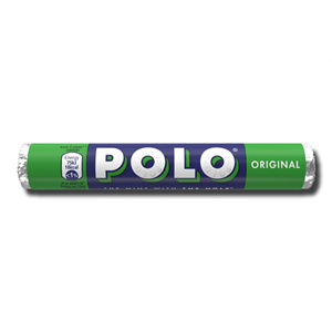 Rowntrees Polo Mints Original 34g