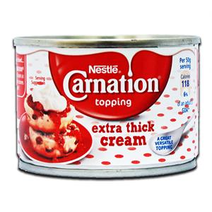 Nestlé Carnation Extra Thick Cream 170g