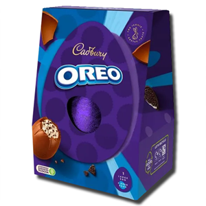 Cadbury Chocolate Egg Oreo 233g
