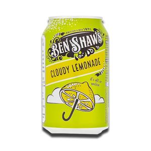 Ben Shaws Traditional Lemonade 330ml