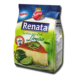 Renata Mix Bolo de Limão 400g