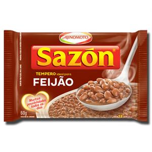Sazon Tempero do Feijão 60g
