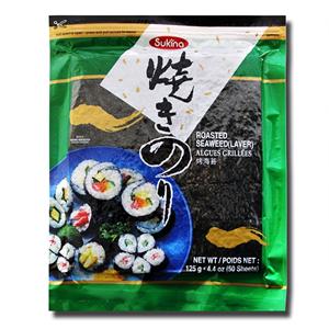 Algas Sushi 5 Folhas