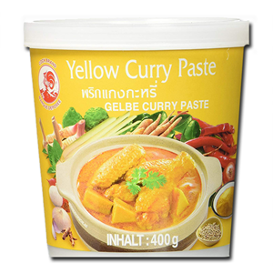 Cock Brand Pasta Caril Amarelo 400g