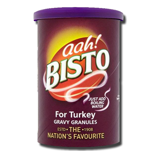 Bisto Gravy Granules Turkey 170g