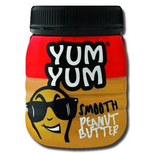 Yum Yum Peanut Butter Smooth 400g