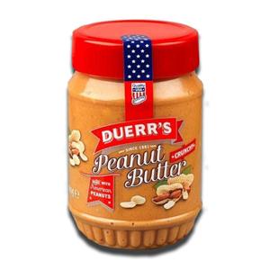 Duerrs Peanut Butter Crunchy 340g