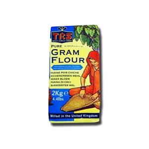 TRS Gram Flour - Farinha de Grão 1Kg
