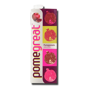 Pomegreat Original Pomegranate 1l