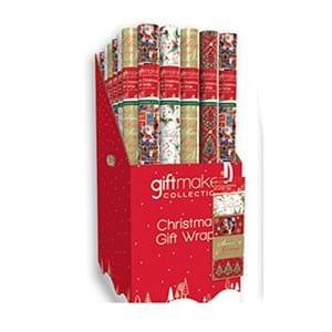 Giftmaker Christmas Gift Wrap 5M
