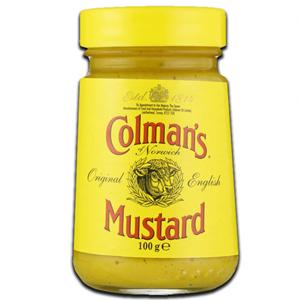 Colman's English Mustard 100g
